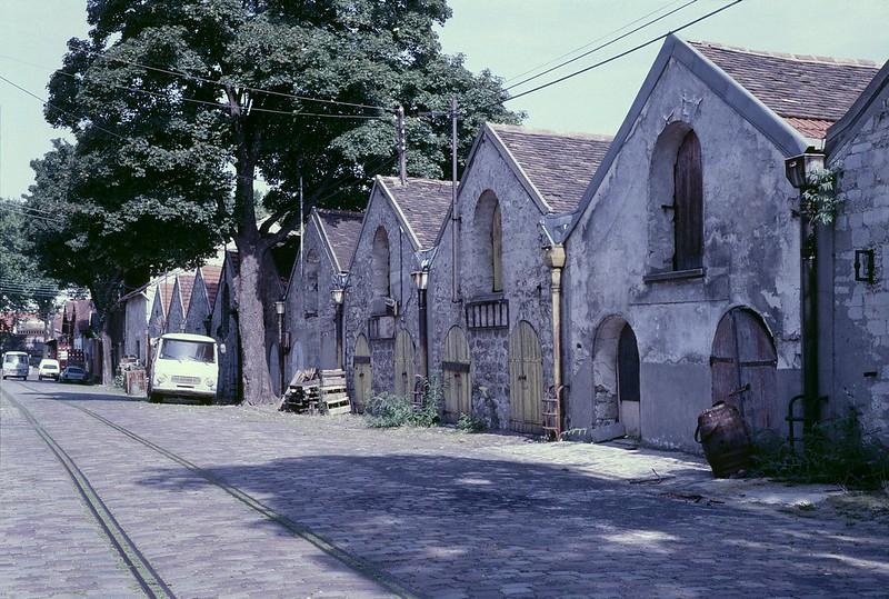 Warehouse of Bercy