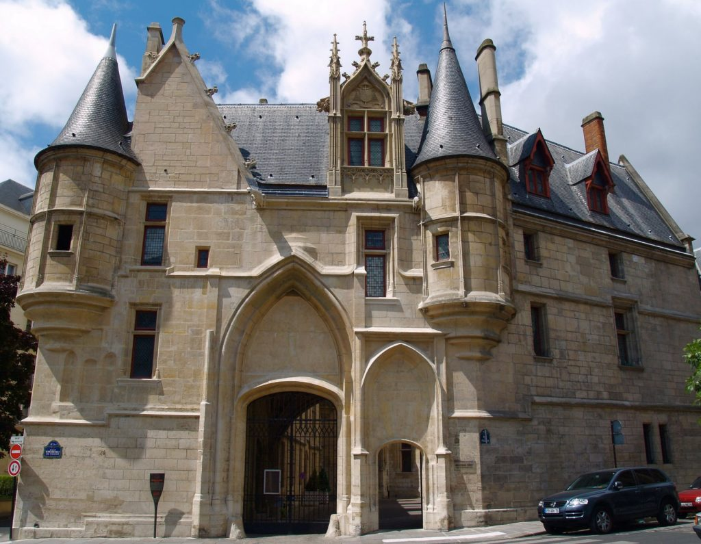 Hôtel de Sens à Paris - Paris 4ème