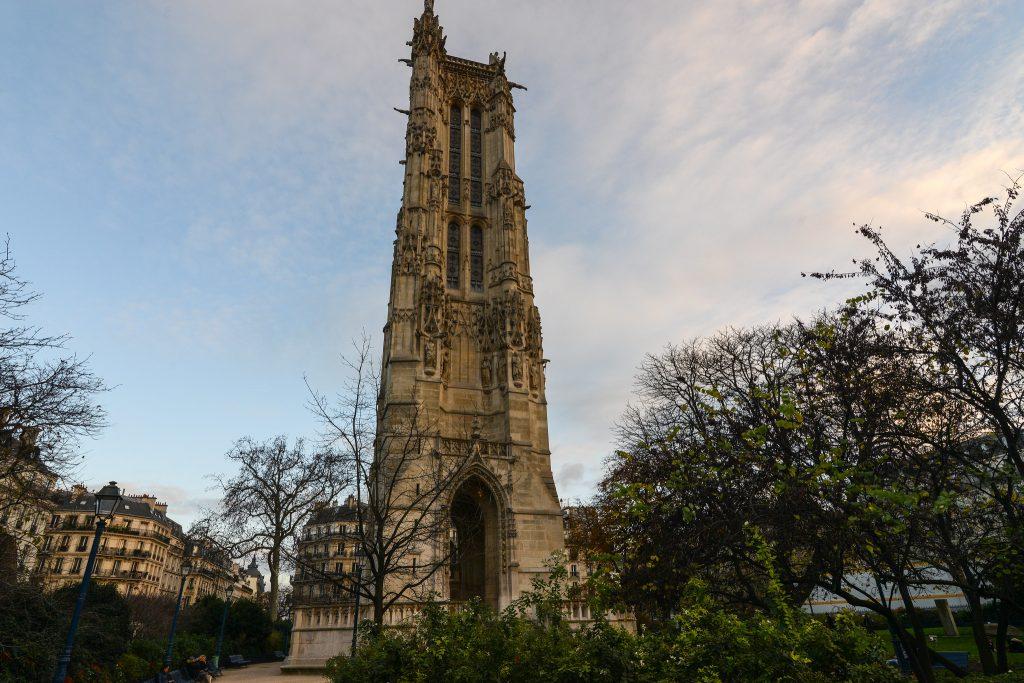 Tour Saint-Jacques - Paris 4ème